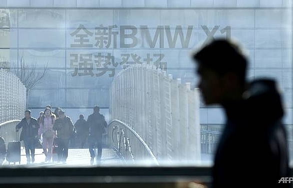 BMW plans to take control of China joint venture