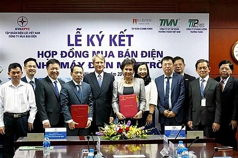 bgrim clinches vietnam solar power supply deal with evn