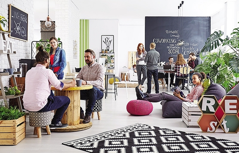 co working spaces shine as global giants approach