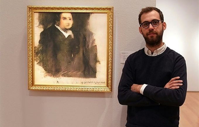 Algorithm art fetches $432,500 at NY auction: Christie's
