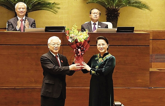 World welcomes newly-elected State President