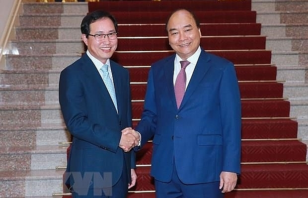 Prime Minister commits support to Samsung Vietnam