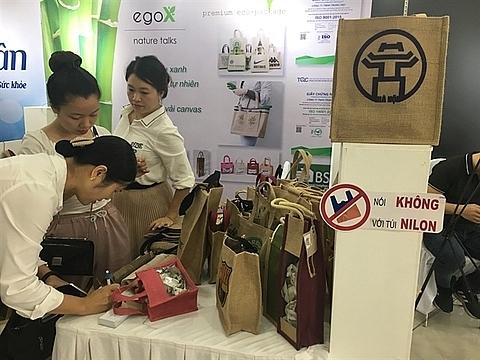hanoi garment firms try to go green