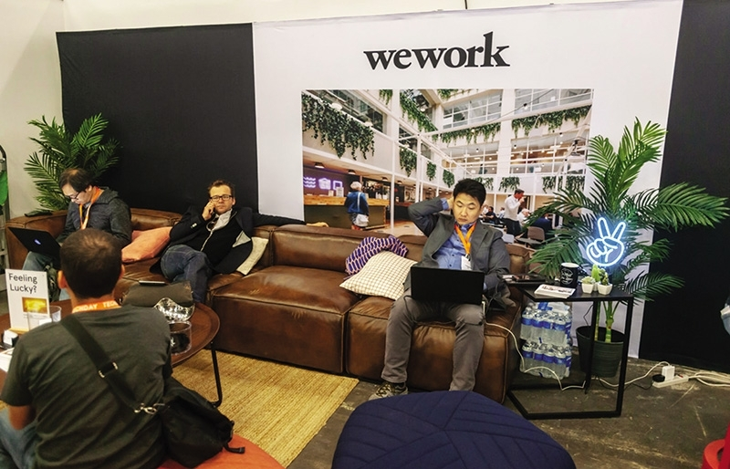 WeWork's fate uncertain after IPO fail