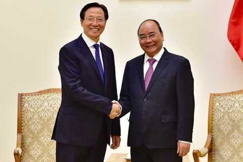 vietnam china should strengthen agriculture cooperation pm says