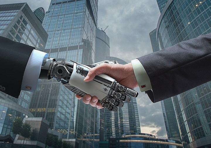 digital prosperity is near