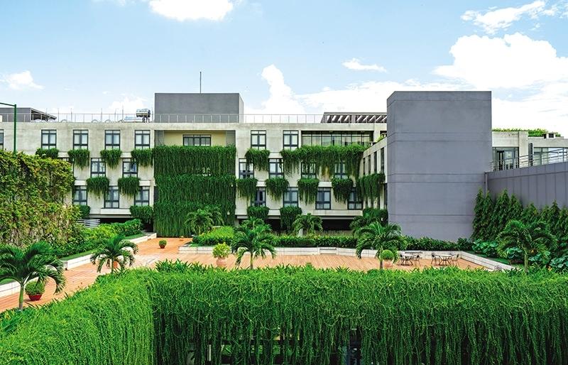 Becamex hotels go green