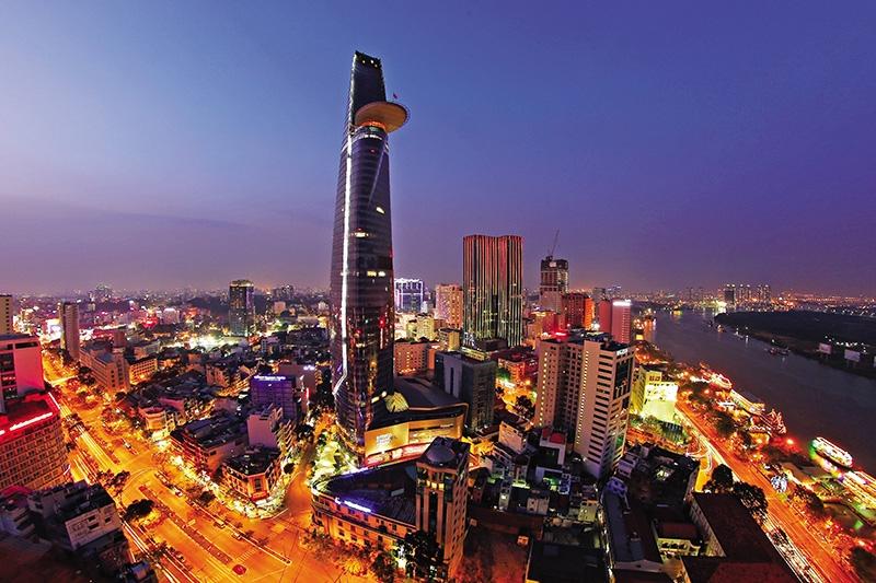 global encouragement for major financial centre