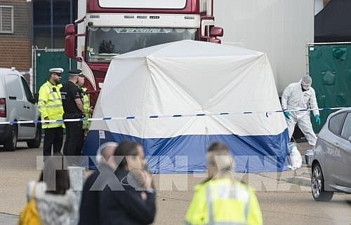 39 truck deaths in UK: Vietnamese Embassy will take citizen protection measures
