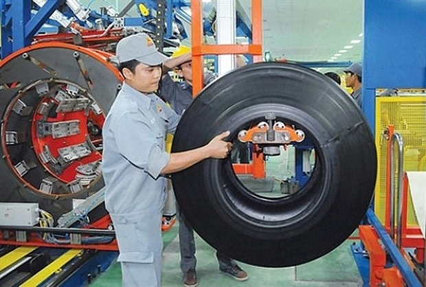 vietnam rubber group to expand tyre production via ma