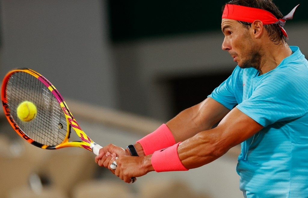 Nadal comes face-to-face with future at Roland Garros