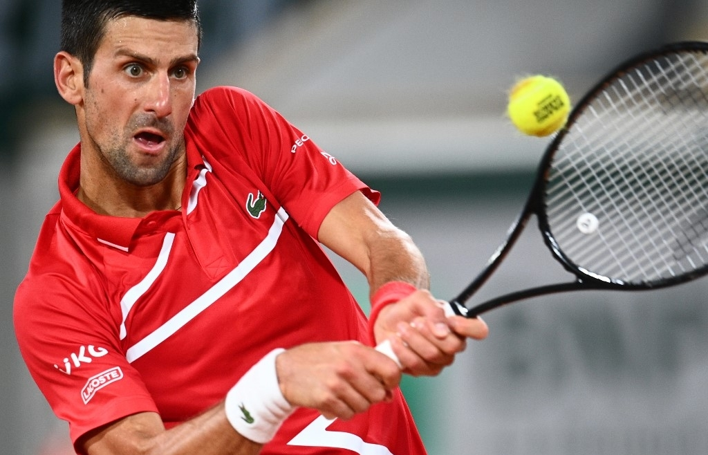 Djokovic eyes 10th Roland Garros semi-final