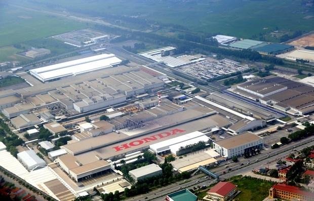 Vinh Phuc – a magnet for Japanese investors