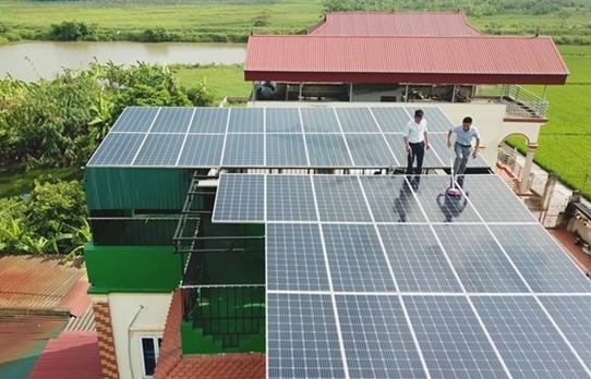 Government issues plan to increase renewable energy use
