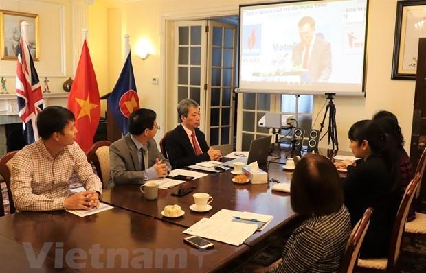 Vietnamese, UK firms look to bilateral FTA post-Brexit