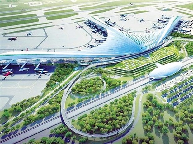 Long Thanh int'l airport cost to be cut by 103.5 million USD