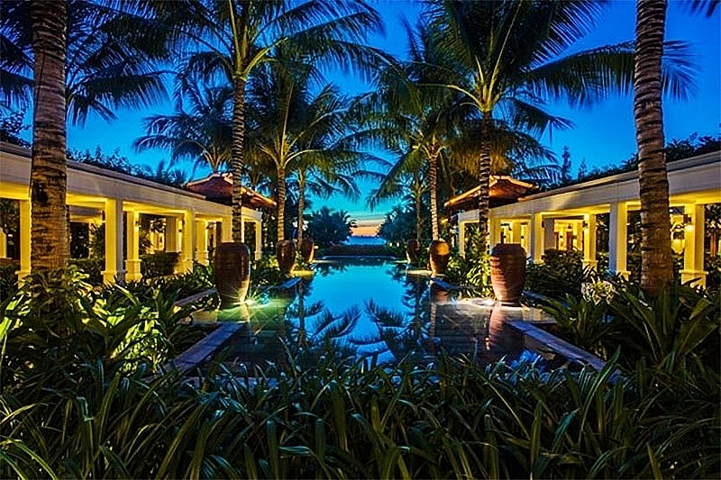 five vietnamese resorts named among asias best