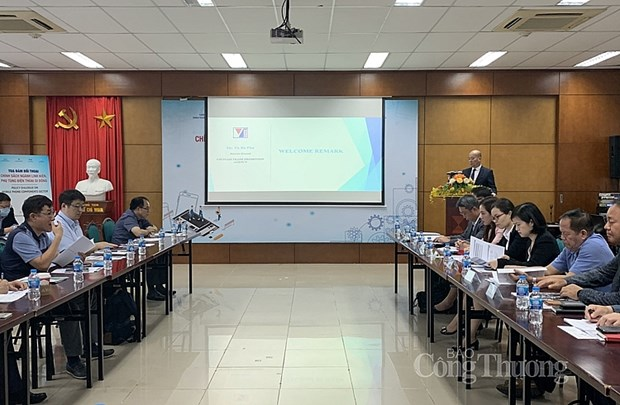 vietnam rok eye sustainable manufacturing value chains in phone industry
