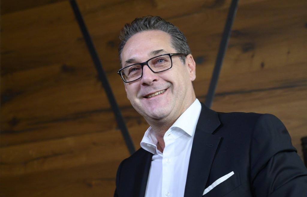 Scandal-hit star of Austrian far-right attempts return