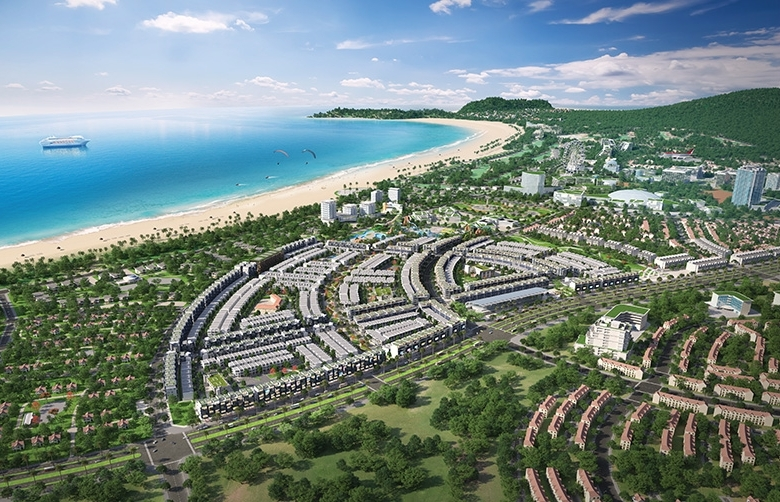 Coastal developers prepare for good upcoming times