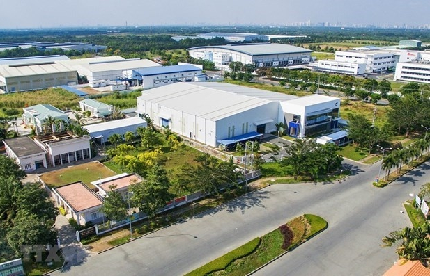 Southern industrial park occupancy rate reaches 84.5 percent: CBRE