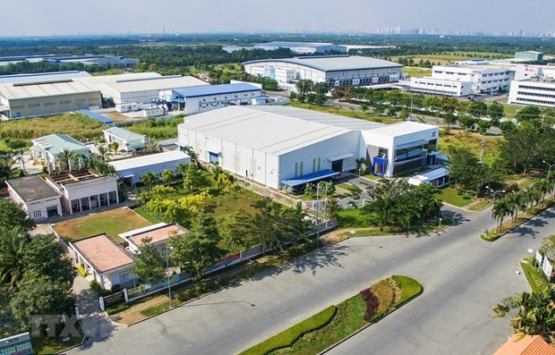 southern industrial park occupancy rate reaches 845 percent cbre