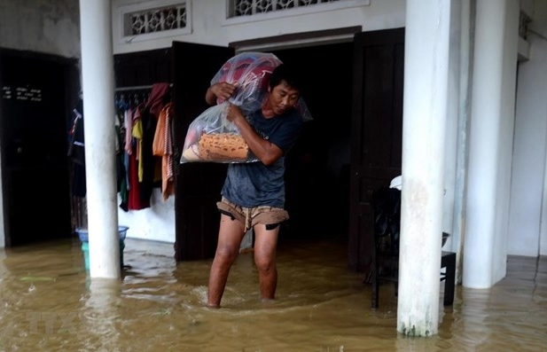 More efforts needed to tackle floods' impact, cope with Storm Nangka