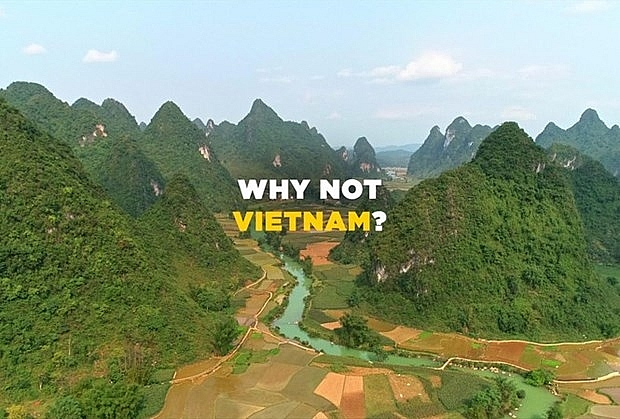 cnn releases why not vietnam video to promote vietnams tourism