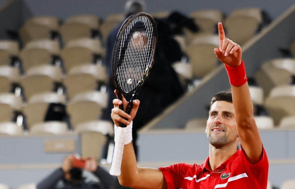 Djokovic pulls out of Paris Masters, eyes Vienna and London
