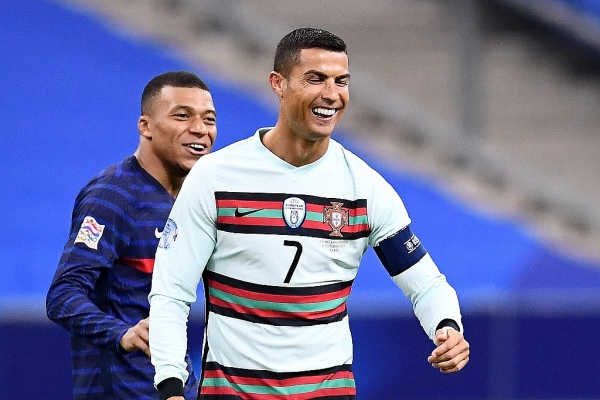 ronaldo still positive for coronavirus reports
