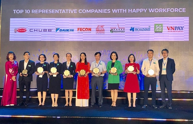 Generali Vietnam listed among Top 10 Companies with Happy Workforce
