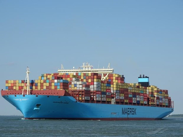 ultra large container ship to dock at cai mep intl terminal next week