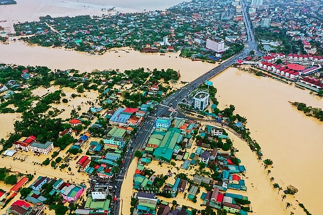 wb annual losses caused by natural disasters in vietnam hit us 11 bln