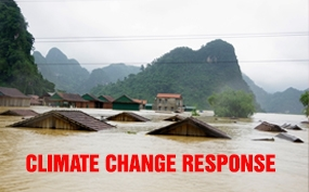 climate change response