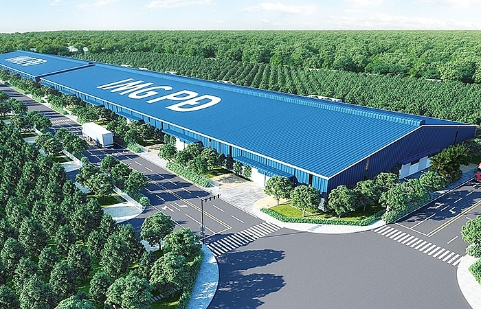 Long An gifted the spotlight with new IMG industrial park