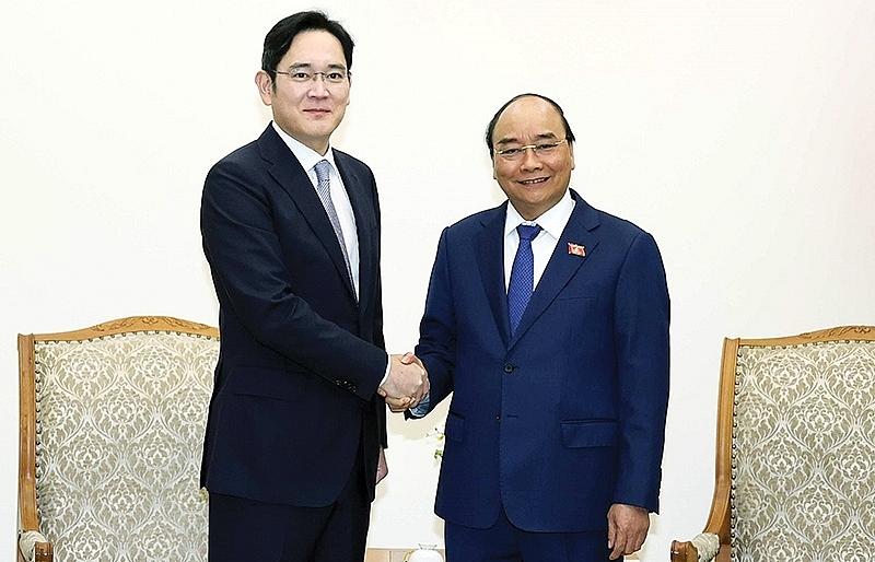 Vietnam's significance conveyed by Samsung