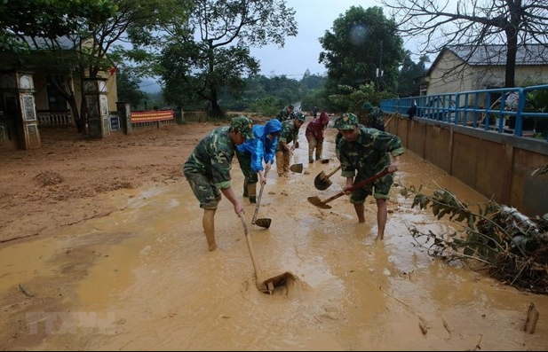 Deputy PM inspects response to Storm Molave