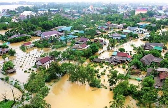 EU provides 1.3 million EUR to assist flood victims in central Vietnam