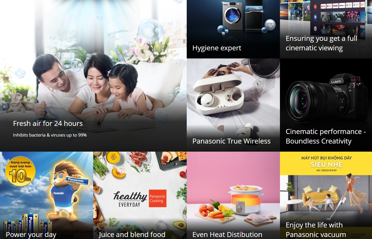 Panasonic interim net profit halves as virus hits sales