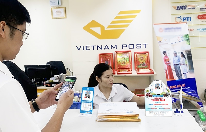 Vietnam Post rolls out state-of-the art QR code payment