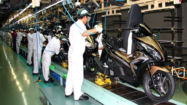 inflow of fdi a driver of economic growth in vinh phuc