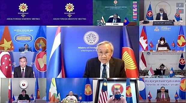 Thailand backs ASEAN's priorities under Brunei's chairmanship