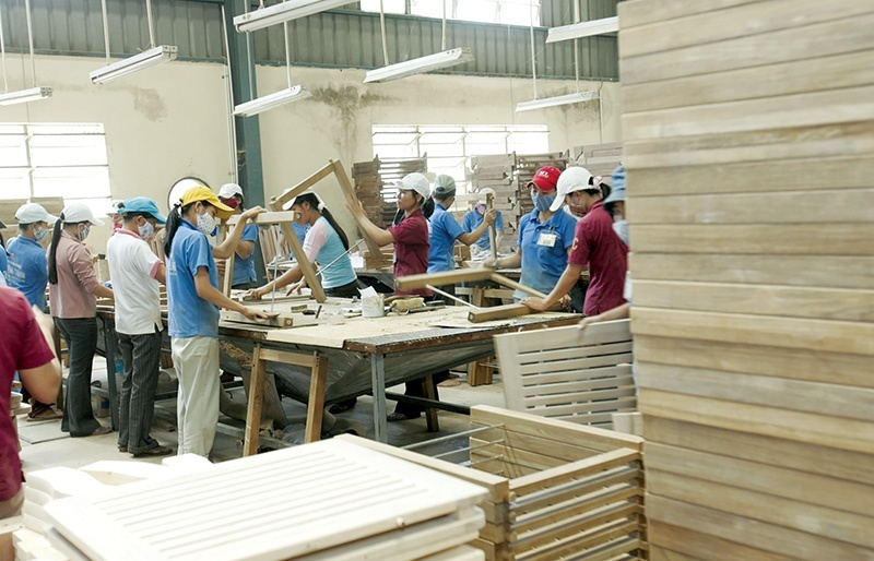New rivals emerge in wood industry battle