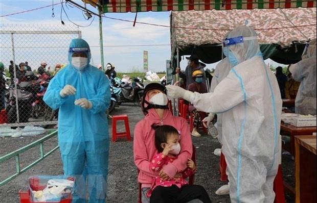 Vietnam logs 4,150 new COVID-19 cases on October 7