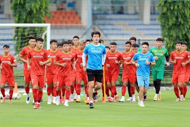 Vietnam reveal squad for AFC U23 Asian Cup qualifiers
