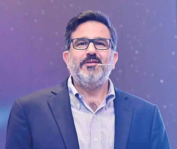 Eliseo Barcas, managing director at Tetra Pak Vietnam