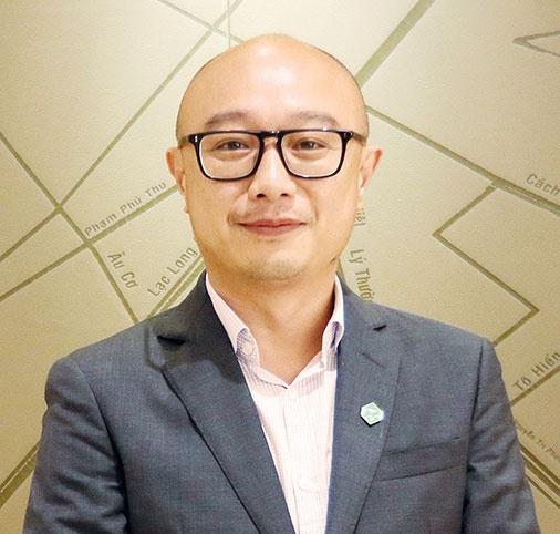 Nguyen Thai Phien, deputy CEO of NovaGroup
