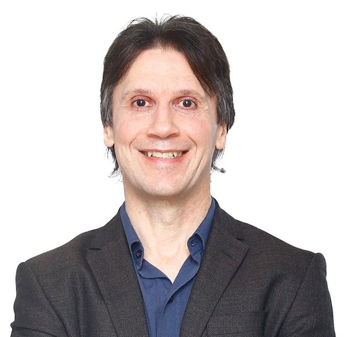 Denis Brunetti - President of Ericsson in Vietnam, Myanmar, Cambodia, and Laos