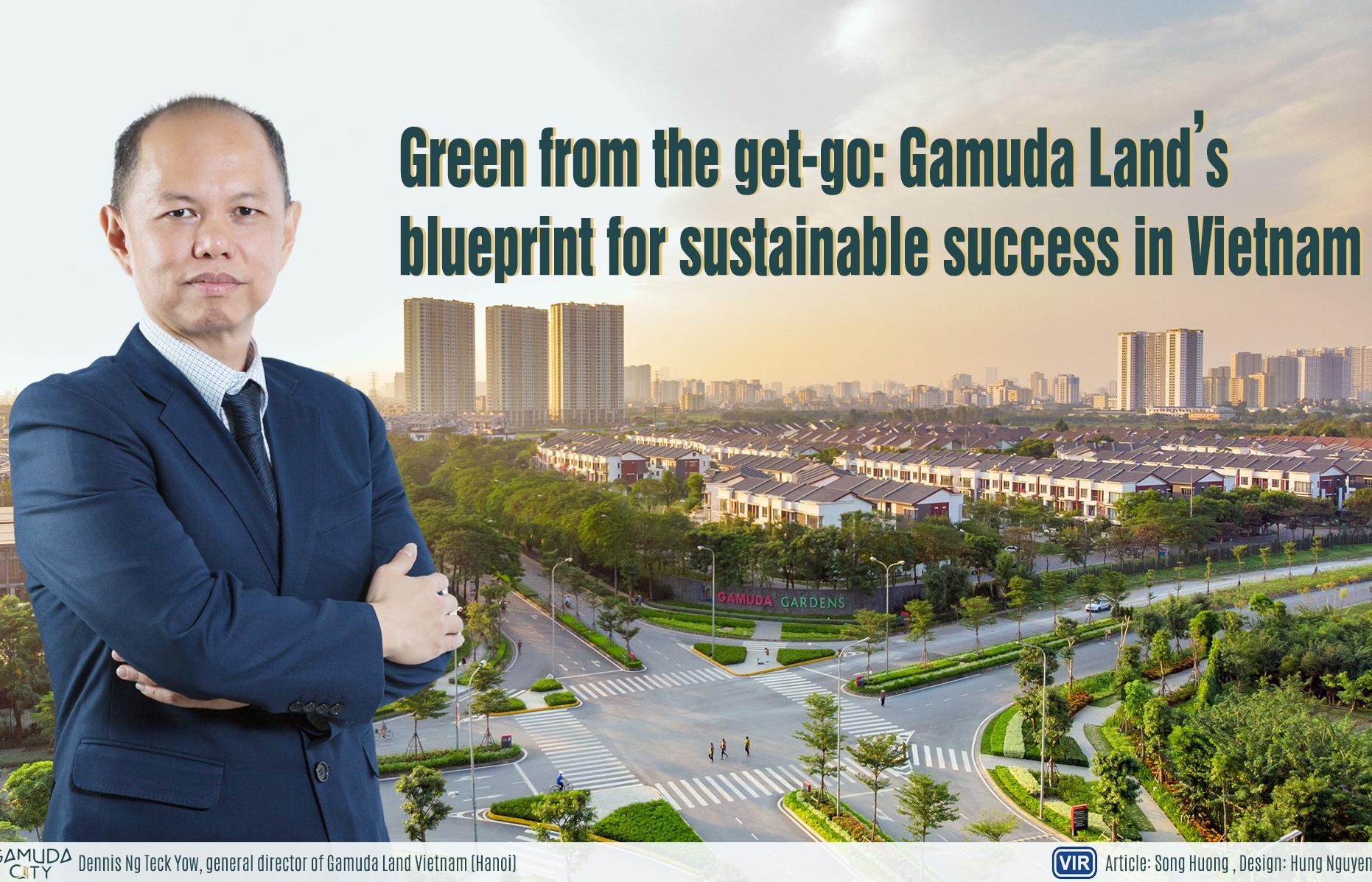 Green from the get-go: Gamuda Land's blueprint for sustainable success in Vietnam