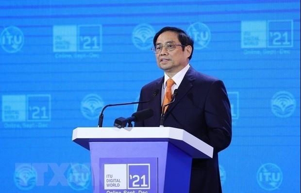 PM: digital transformation needs global approach